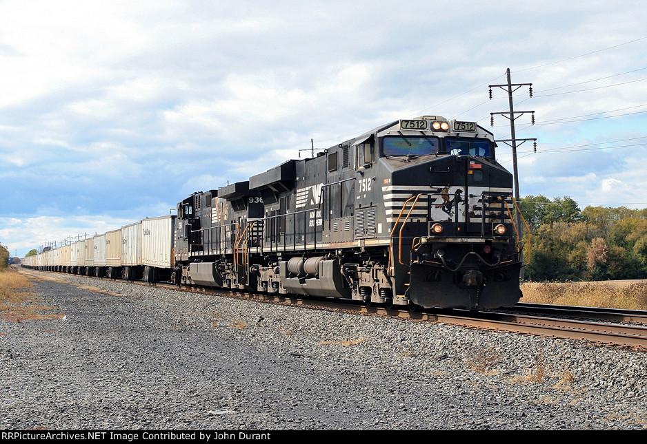 NS 7512 on 262