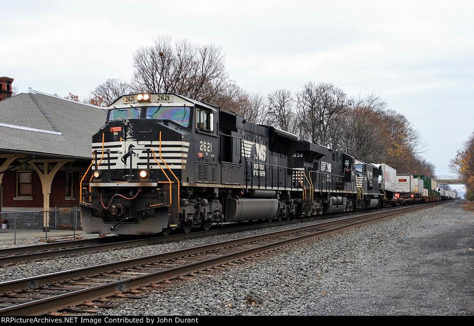 NS 2621 on 21M