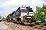 NS 8152 on 20R