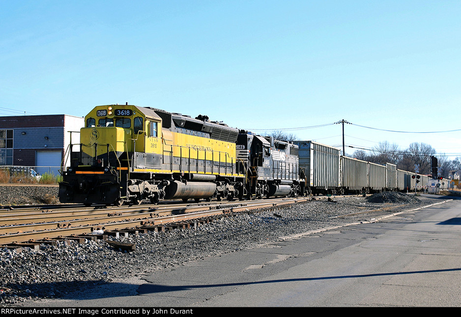 NYSW 3618 and NS 5146