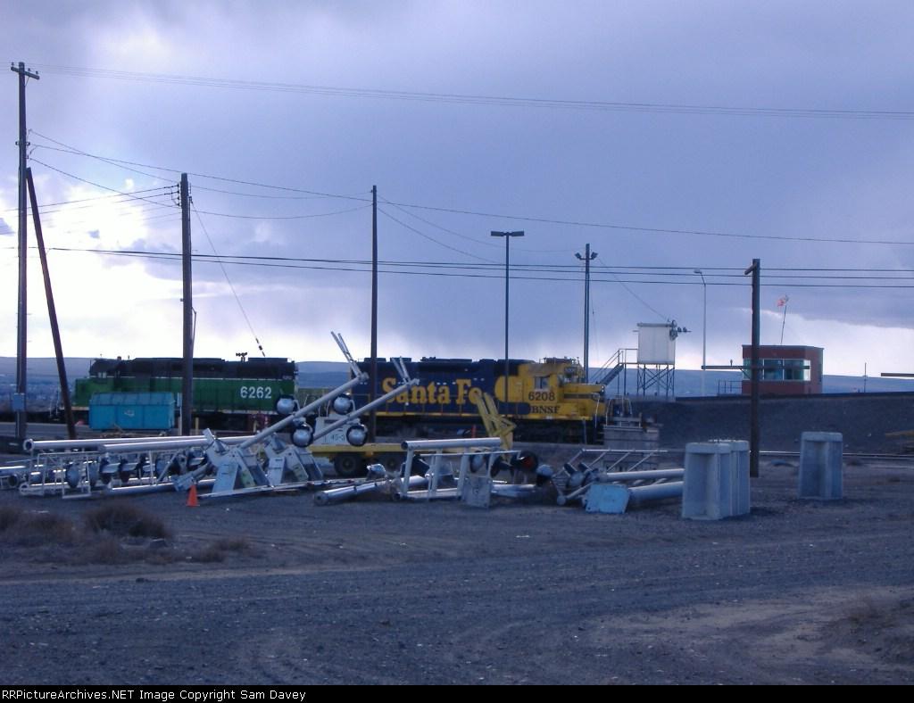 BNSF 6262