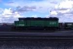BNSF 2281