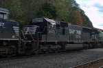 NS SD70 2573 trails on 10G
