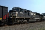 NS SD70M 2601 trails on 10G
