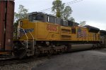 UP SD70ACe 8805 trails on 15G