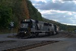 NS SD60 6706 leads 36A