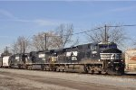 NS 9958 On NS 143 Eastbound
