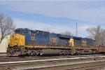 CSXT 3049 On CSX J 783 Southbound