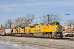 UP 8759 On NS 64 N Eastbound