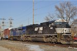 NS 1048 On NS 177 Eastbound