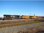 NS 2639; UP 5974 and 4386