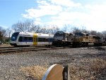 NJT 3506, NS 2684, UP 4077