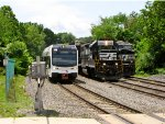 NJT 3509; NS 5285 and 7522