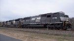Ex NYS&W SD70M 2799