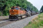 BNSF 7345 on NS 135