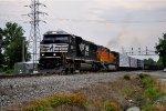 NS 6921 on NS 352