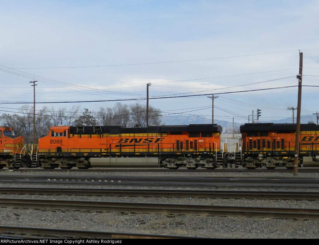 BNSF 8088