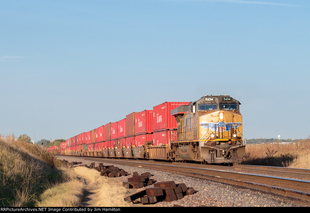 UP 5434 East