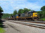 CSX 7616 and nine others