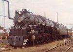 Chessie System Railroads 4-8-4 614