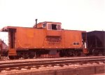 DRGW wide vision caboose #01524