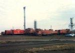 TRRA loco servicing facility