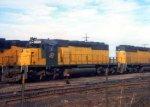 CNW SD40-2 #6902