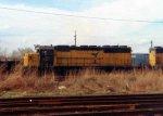 CNW SD40-2 #6910