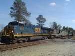 CSXT U304 Northbound