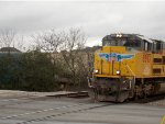 UP 8593 in Austell