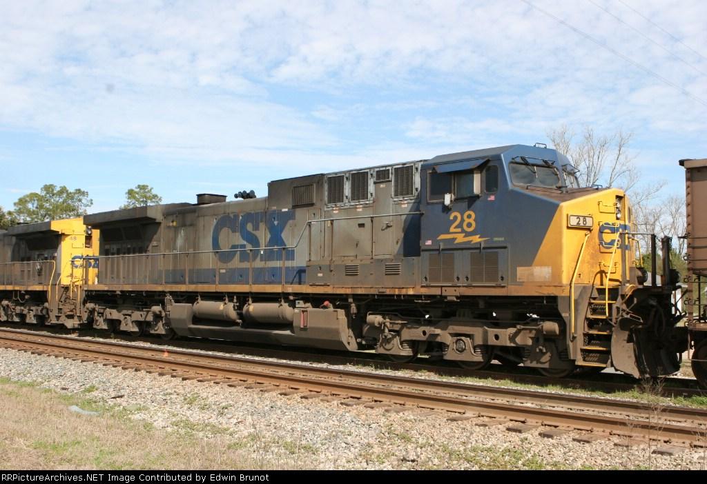 CSX 28