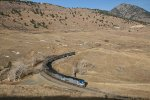 California Zephyr in Big Ten Curve
