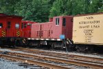 Rahway Valley railroad Switcher #17