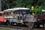 Morristown and Erie Railroad Rail Bus #10