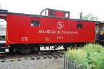 NYSW Caboose #0112