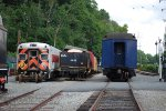 Three Eras of New Jersey Railroading