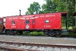 Erie Railroad Caboose C330