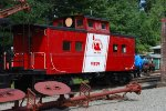 Central Railroad of New Jersey Caboose #91529