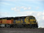 BNSF 8736 East