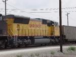 UP 4693