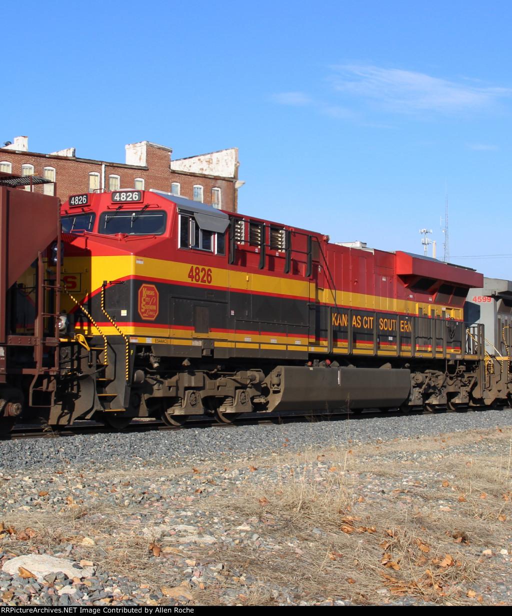 KCS 4826