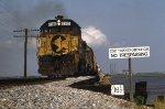 CSX 8380 South