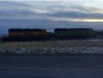 BNSF 1410 & BNSF 1957