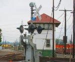 ec - 4 + BNSF switchers