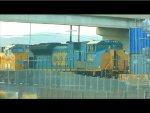 CSX SD70ACe 4848 in SoCal