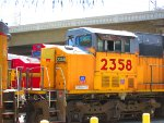 GP60M and SD60M on Metrolink