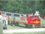 BNSF 137 & SCAXT 617