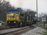 Mar 8, 2006 - CSX 7721 leads train F785