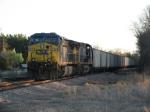 Mar 14, 2006 - CSX 416 leads train N200