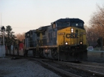 Mar 14, 2006 - CSX 260 leads train Q181
